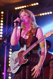 Musician Susan Tedeschi Stock Photo