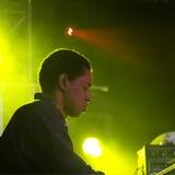 Musician Tedeschi Trucks Band Stock Photo