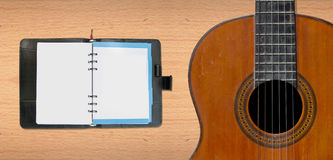 Musician tools Royalty Free Stock Photography