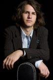 musician young Στοκ εικόνες με δικαίωμα ελεύθερης χρήσης
