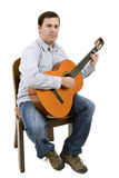 Musician Stock Image