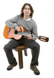 Musician Royalty Free Stock Photography