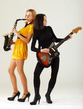 Musicians Royalty Free Stock Images