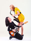 Musicians Royalty Free Stock Photo