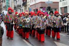 Musicians in Carnival Stock Photos