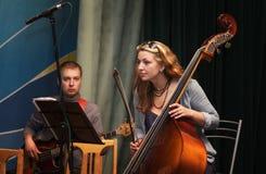 Musicians. Stock Photos