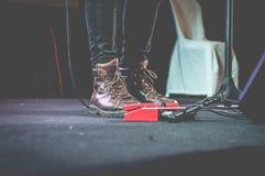Musicians Feet