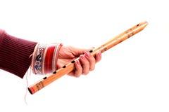 Musicians hand Stock Image