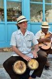 Musicians in Havana Stock Photography