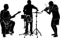 Musicians Stock Images