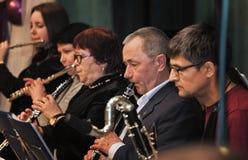 Musicians. Stock Photo