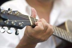 Musicien Photo libre de droits