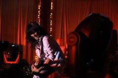 Musicien de concert image libre de droits