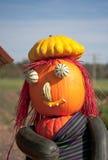 Musicien de Halloween Photos libres de droits