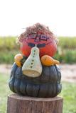 Musicien de Halloween Image libre de droits
