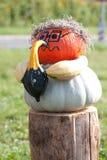Musicien de Halloween Images libres de droits