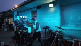 Musicien Performance images libres de droits