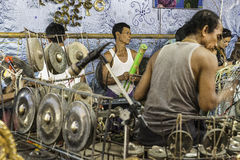 musiciens Photos stock