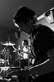Musiciens Photo stock