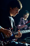 Musiciens Image libre de droits