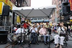 Musiciens chinois au festival Images libres de droits