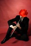 Musicista Immagini Stock