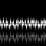 Musicla beats Royalty Free Stock Images