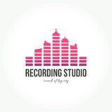 MusicLabel Royalty Free Stock Image