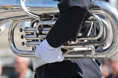 Musicus royalty-vrije stock foto