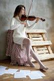 musicus royalty-vrije stock foto's