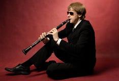 Musicus Royalty-vrije Stock Fotografie