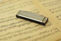 Musik Lizenzfreie Stockfotos