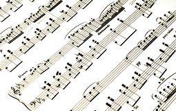 Musik Stockfotografie