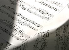 Musik Stockbild