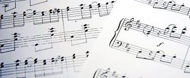 Musik Stockfotos