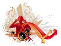 musik Royaltyfri Foto