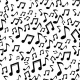 musik bemärker modellen Det kan vara nödvändigt för kapacitet av designarbete Royaltyfri Fotografi