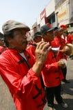 Musik des traditionellen Chinesen Stockbilder