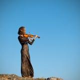 Musik för evighet Royaltyfri Bild