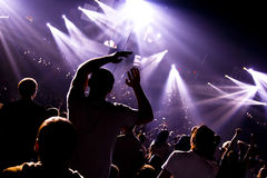 Musik Fest Lizenzfreies Stockfoto