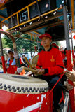 Musik för traditionell kines Royaltyfri Bild