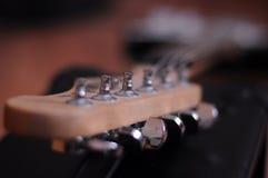 musik gitarr royaltyfri foto