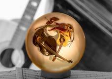 Musik i bollen Royaltyfri Fotografi