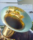 Musik i solen Royaltyfri Fotografi