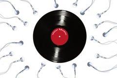 musik könsbestämmer Arkivbild