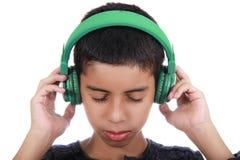 Musik kann magisch sein Stockfoto