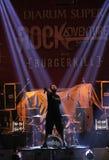 Musik-Metallfestival Lizenzfreies Stockbild