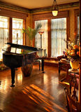 Musik-Raum Stockbild
