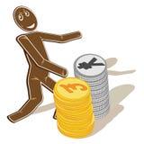 Musik und Finanzierung (5) Stockbild