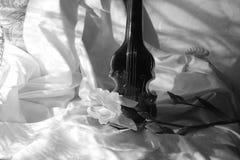 Musik und Poesie Lizenzfreie Stockbilder